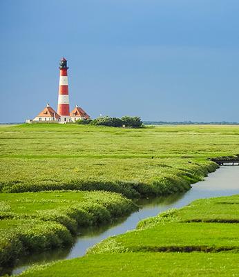 Westerhever Nordsee Ferienwohnung
