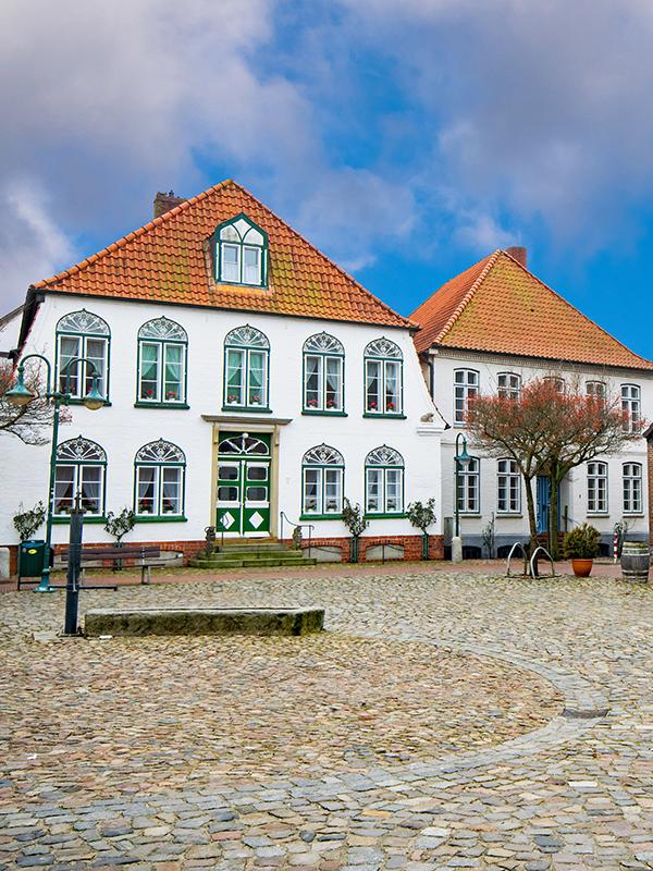 Meldorf Alte Tischlerei Ferienwohnung Nordsee